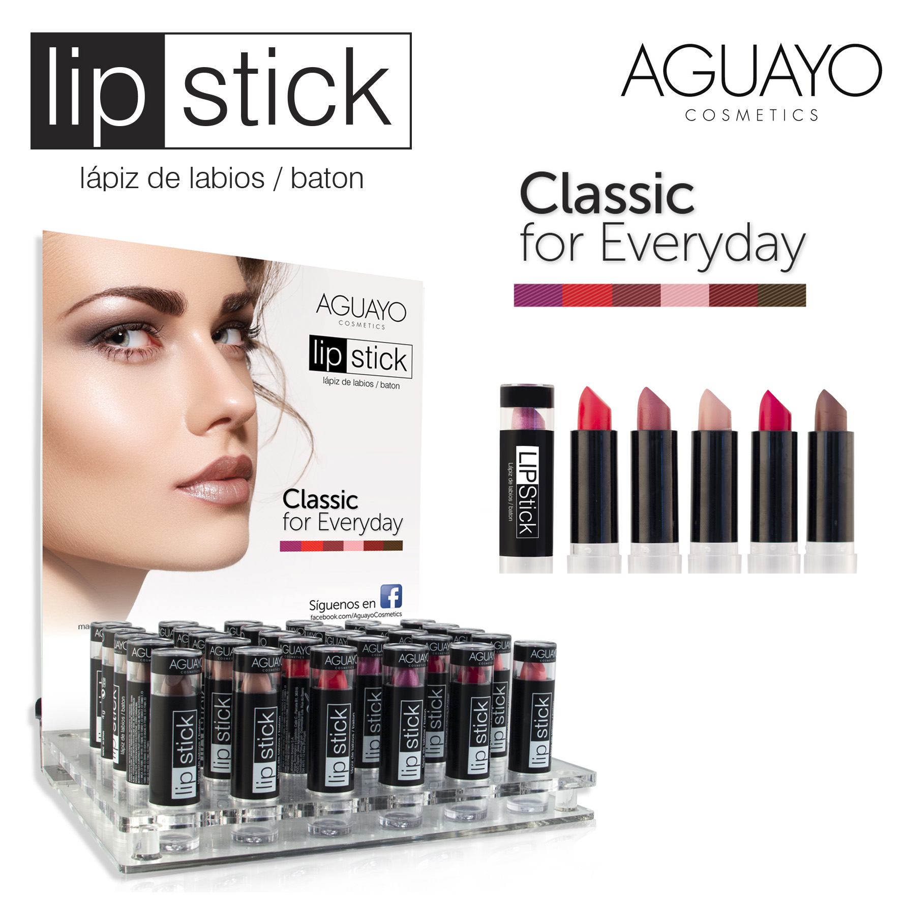 Lip Stick Classic for Everyday